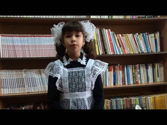Кира Кереселидзе читает произведение «Листопад» (Бунин Иван Алексеевич)