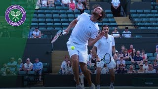 Man Down! See what you missed on the final day | Wimbledon 2018