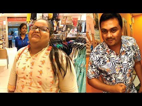 Window Shopping in Chennai Malls & Pondy Bazaar