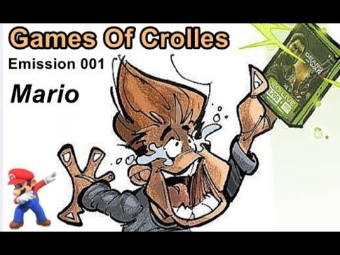 Games Of Crolles - Hommages à Mario - Emission 001 - Radio Gresivaudan