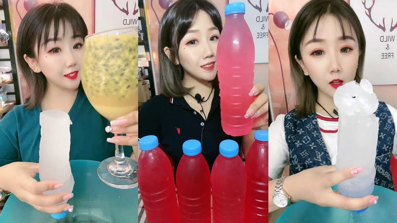 Buz Yemek Videoları - #307 ASMR (İce Eating)