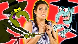 Ms. Booksy Meets Witches and Wizards! | Cool School Compilation