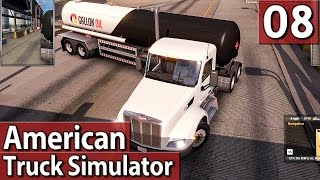 AMERICAN TRUCK SIMULATOR #8 fast PERFEKT PlayTest deutsch