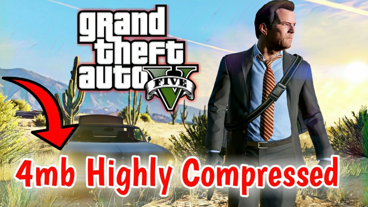 gta 5 highly compressed 10mb free download for pc