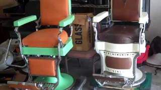 Antique Barber Chairs For Sale Antique Ethen Allen China Cabinet