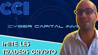 Faire travailler ton capital crypto pour toi avec Cyber Capital Invest ! $CCI