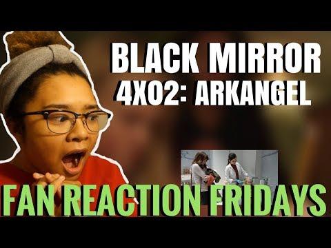 "Black Mirror Season 4 Episode 2: ""Arkangel"" Reaction & Review   Fan Reaction Fridays"