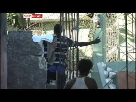 Aid Starts to Arrive in Haiti