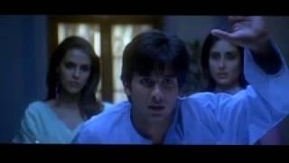 """Клип из к/ф """"Комедия ошибок""""/""""Chup Chup Ke"""" (Индия, 2006 г.) с Шахидом Капур и Кариной Капур"""