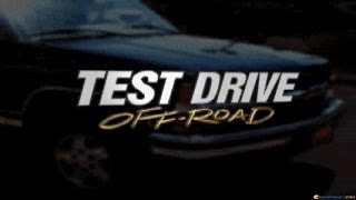Test Drive Off Road gameplay (PC Game, 1997)
