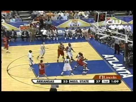 Arkansas vs. Mississippi State 2007 (SEC Semifinals)