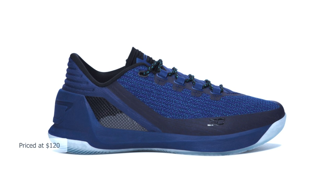 sports shoes 833b6 3742d Under Armour Curry 3 Low