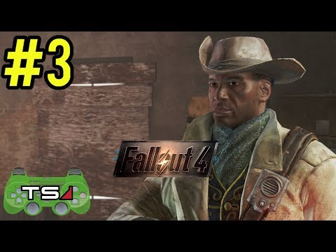 Fallout 4 (Blind) #3 - CONCORD