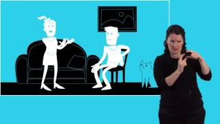 Smart shopping with Casey and Reece - AUSLAN version