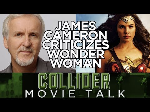 James Cameron Criticizes Wonder Woman, Patty Jenkins Fires Back