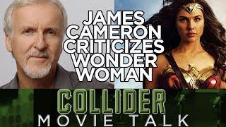 James Cameron Criticizes Wonder Woman, Patty Jenkins Fires Back