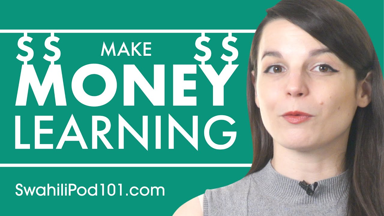 Can You Make Money Learning Swahili?