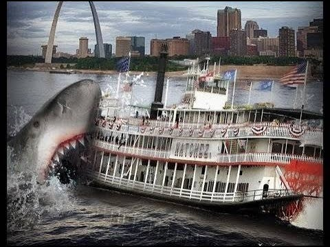 Mississippi River Sharks: Human Kill-Count