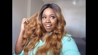 $60 Human Hair Wig | Sensationnel Wig Natalia | Samsbeauty.com