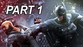 Batman Arkham Origins Gameplay Walkthrough - Part 1 Blackgate Prison (Let's Play Playthrough)