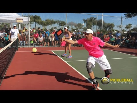 5.0 Mixed Doubles Gold Medal Match from Grand Canyon State Games 2017