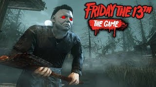 #9 けへ's【Friday the 13th: The Game】TOKYO GAME SHOWいってきました(Live!)
