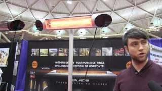#Veito Carbon Infrared Outdoor Heater System: By John Young of the Weekend Handyman