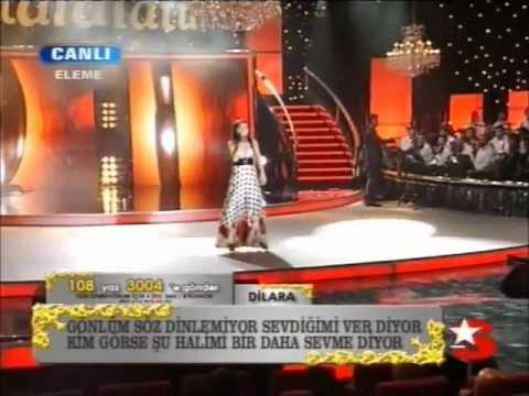 Dilara Gürdere Pop Star Alaturka - Funda Ara - Arap saçı