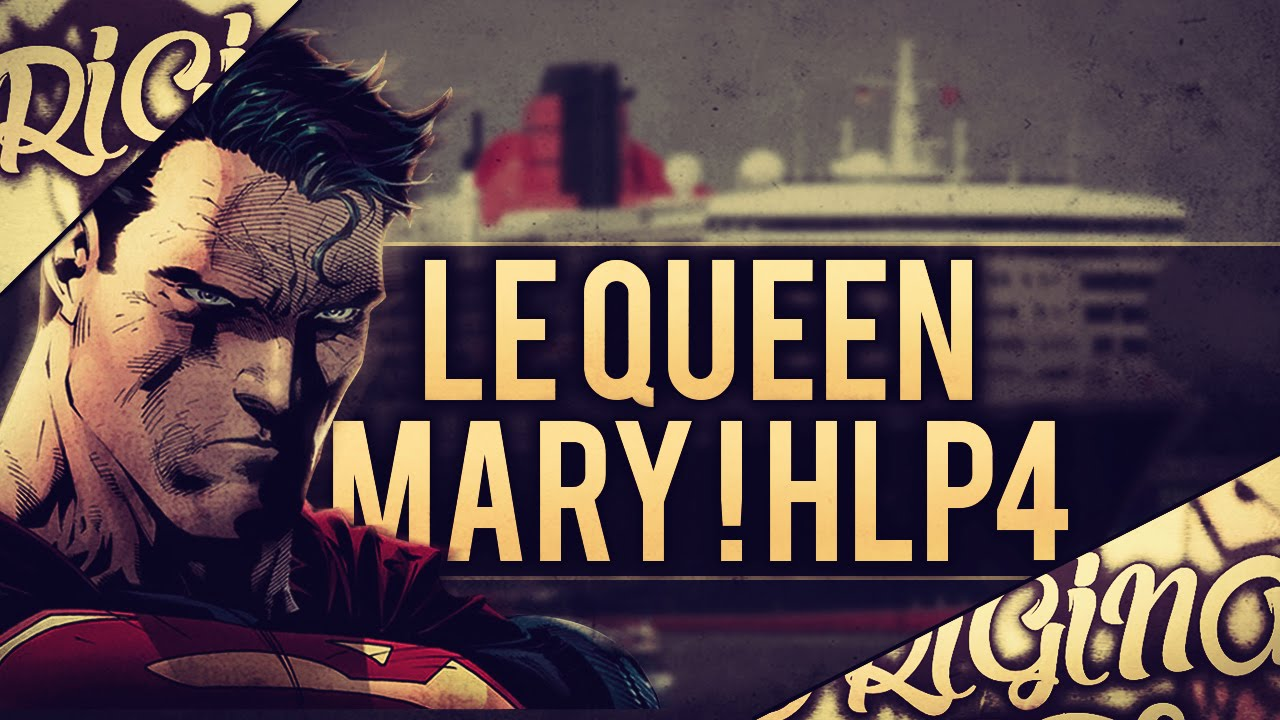 Download HLP4 Le Queen Mary Un Paquebot Hant Mdaille !