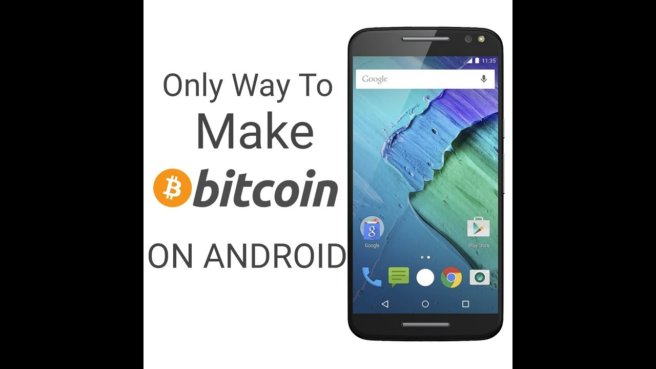 cryptocurrency with android only miner