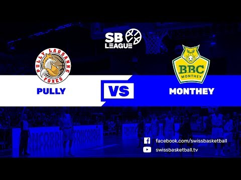 SB League - Day 2: Pully-Lausanne vs. Monthey