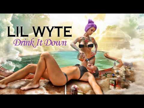 Lil Wyte - Drink It Down [Produced by Saino]