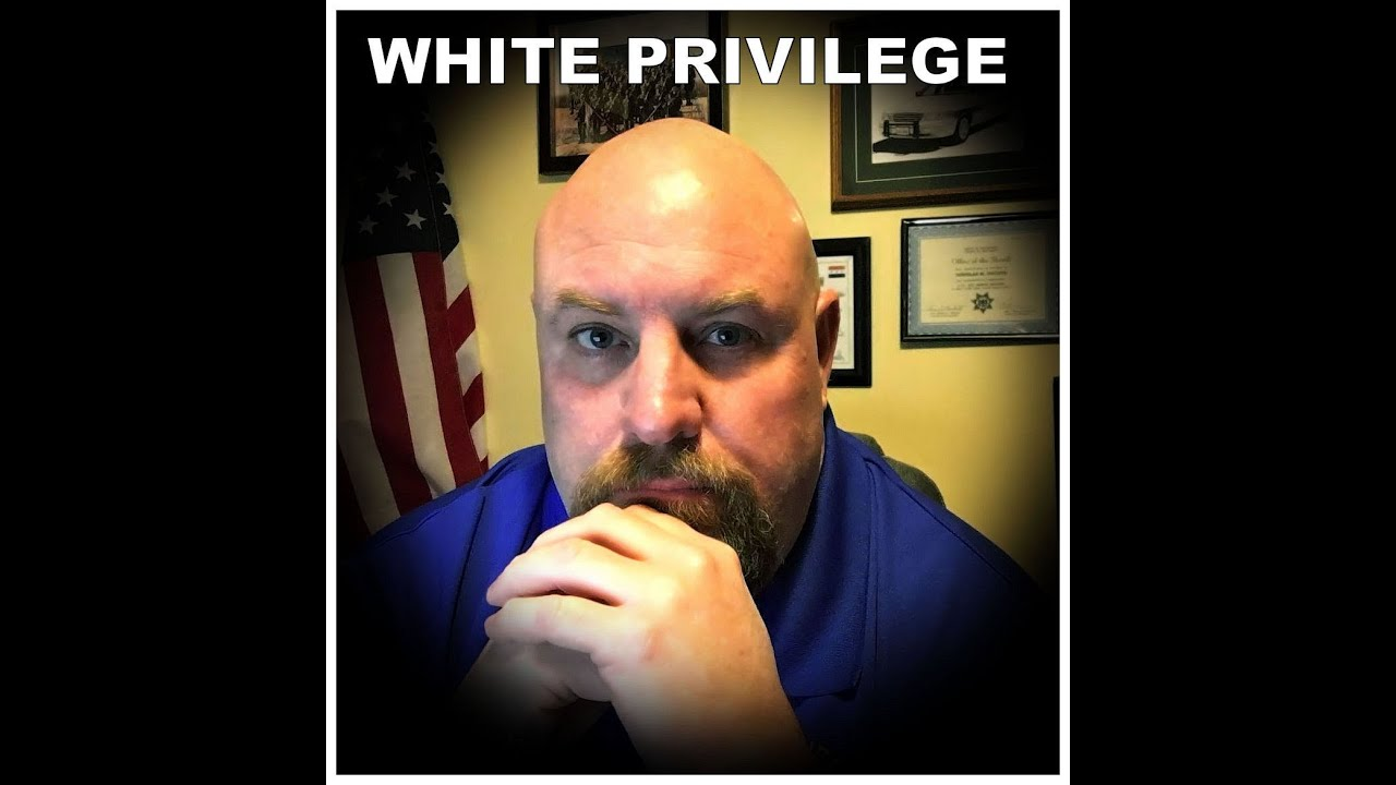 Attention Whitey...Own Your White Privilege!
