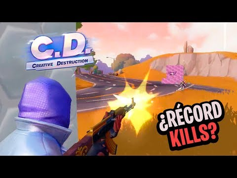 KILLS RECORD🔥 Creative Destruction (Fortcraft) | PolGames | Gameplay