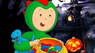 Caillou Full Episodes | Halloween with Caillou | Cartoon Movie | WATCH ONLINE | Cartoons for Kids