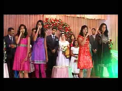 The Prayer sung by children