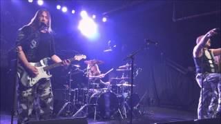 Sabaton - To Hell and Back (LIVE Nashville May 11, 2015)