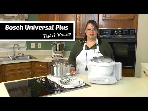 Bosch Universal Plus Mixer Review MUM6N10UC ~ Stand Mixer Review ~ Amy Learns to Cook