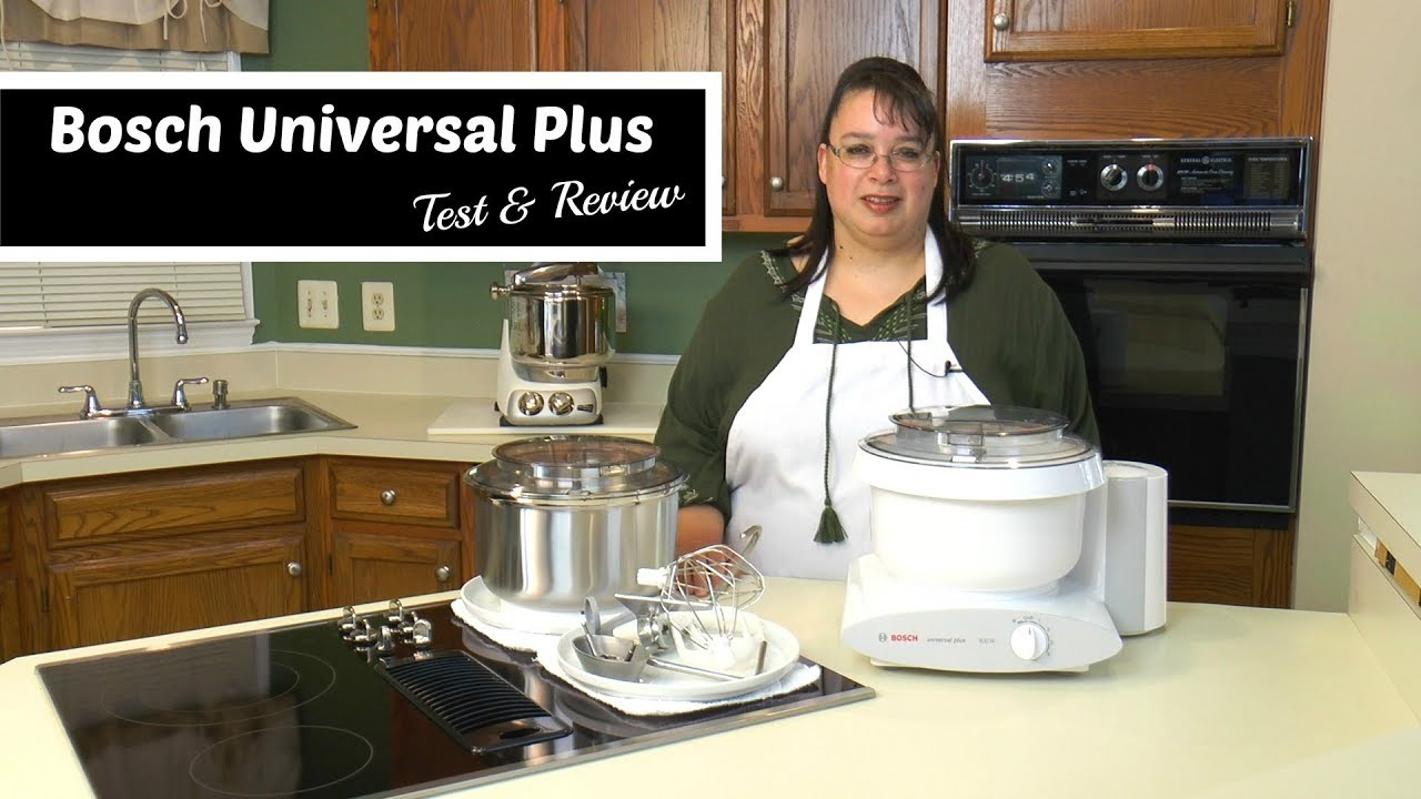Bosch Universal Plus Mixer Review Mum6n10uc Stand Amy Learns To Cook