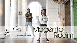 Magenta Riddim | Dance Cover | Bhangra Funk | Dhol Mix | DJ Snake | Bhaskar Pandey Choreography Video