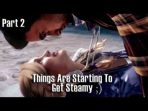 Let's Play Until Dawn Part 2-Things Are Heating Up!!!
