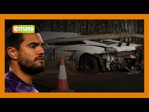 Manchester United Keeper Sergio Romero Unharmed In Car Crash
