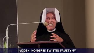 I Kongres Świętej Faustyny | Panel I | siostra Elżbieta Siepak