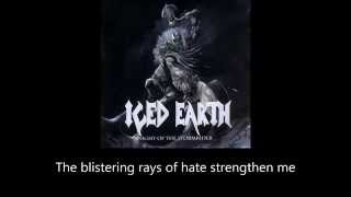 Iced Earth - Desert Rain (Lyrics)