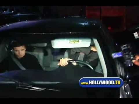 Leonardo DiCaprio & Kevin Connolly at Club Opera, Hollywood- Hollywood.TV
