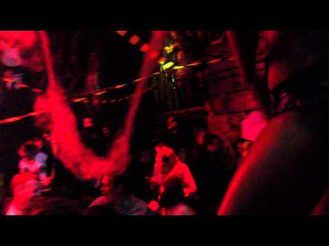 DJ Lethal - Nookie (Live @ Rockstar Cafe Bar, Moscow, Russia, 25.10.2013)