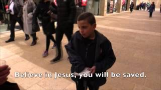 "[홍혜선] ""A Precious Muslim Boy in Jerusalem"" 21st Century Mission Film"