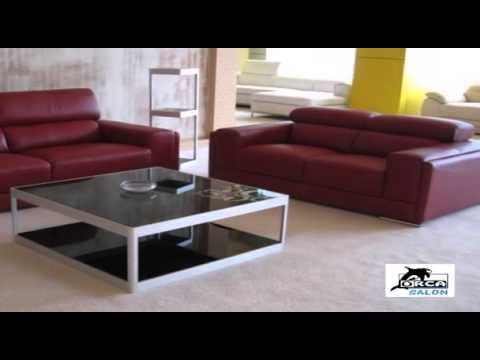 les salons de orca deco 001 youtube. Black Bedroom Furniture Sets. Home Design Ideas