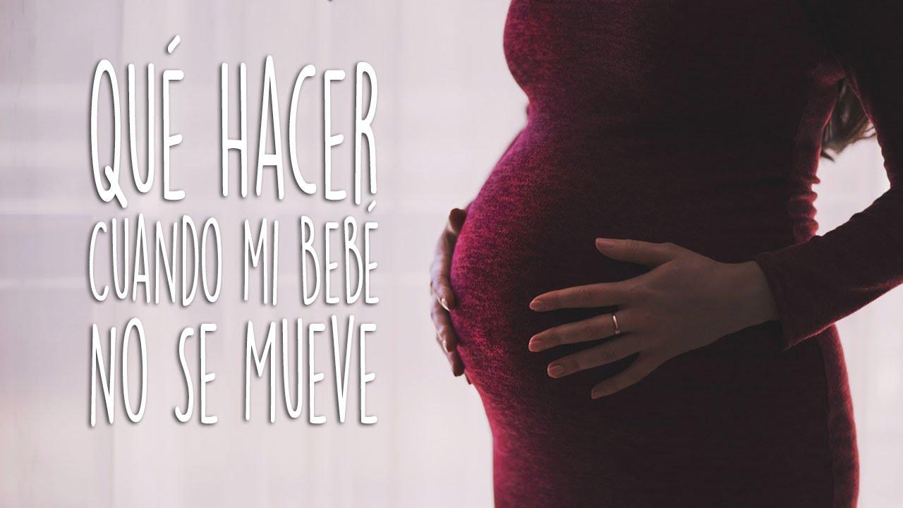 A los cuantos meses de embarazo se mueve un bebe