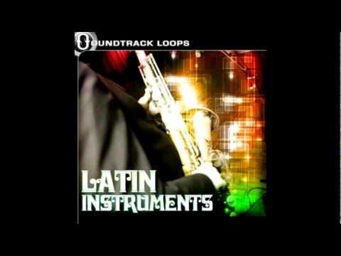 Latin Music Loops and Samples